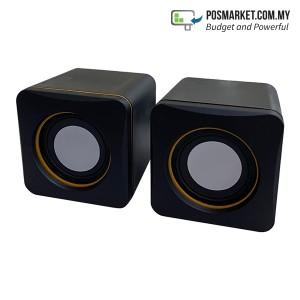 USB Speakers 2.0 Multimedia