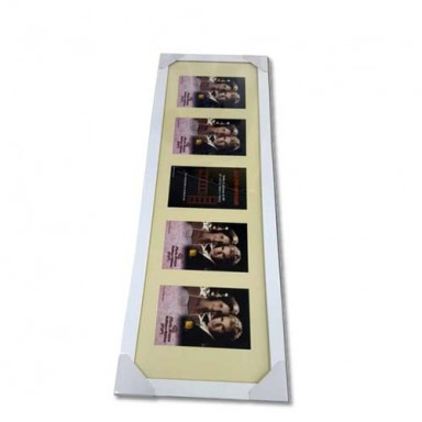 5pcs 4R Contemporary Mounting Photo Frame