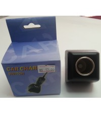 Car Charger Socket Switch Transformer AC to DC Input 90-240V AC 50/60Hz Output DC 12V 550mA
