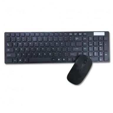 GKM608 Wireless Keyboard and Wireless Mouse