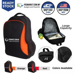 Backpack New POS Market Bag Men Women Fashion Backpack Multipurpose Sport Leisure Outdoor And Travel Unisex Bag Ready Stock