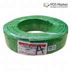 Wire PVC Insulated Cable High Quality 6.0mm 100% Pure Copper 450/750V (Green / Black)