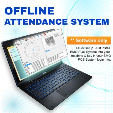 Offline Attendance System Software