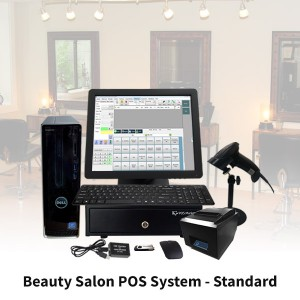 Standard Beauty Salon POS System