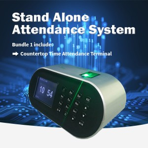 Stand Alone Attendance System Bundle 1