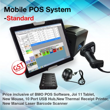 Mobile POS System – Standard
