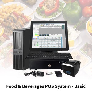 Basic Food & Beverage POS System