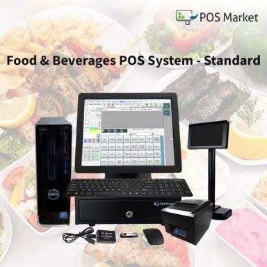 Standard Food & Beverage POS System