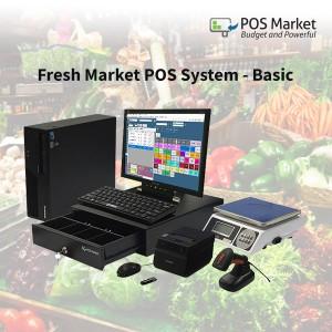 Basic Fresh Market POS System
