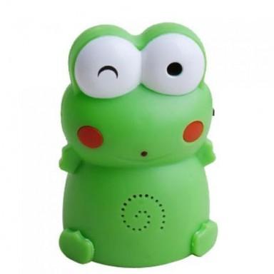 Motion Sensor Detector Welcome Frog