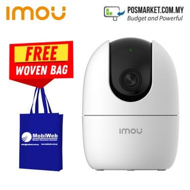 Imou Ranger 2 Wireless IP-camera Free Woven Bag Ready Stock