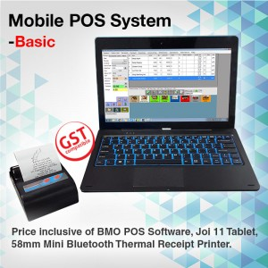Mobile POS System – Basic