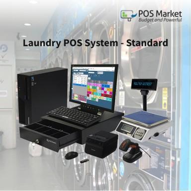 Standard Laundry POS System