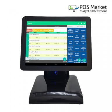 All in One Touch Screen POS System