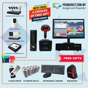 Mini PC POS System