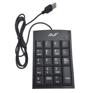AVF Numeric Keypad