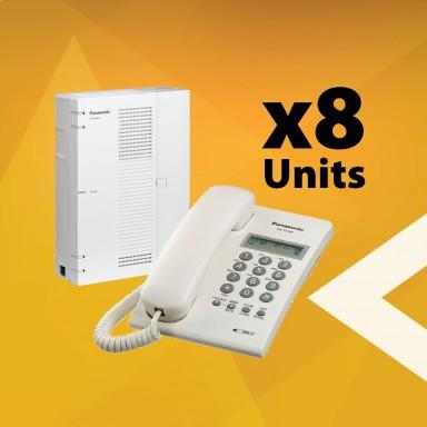 KX-HTS824 Legacy Bundle