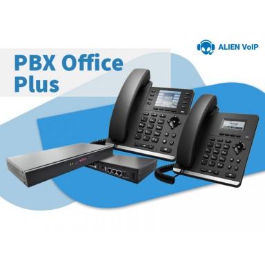 Office Plus Bundle Call Center IP PBX IP Phone Ready Stock