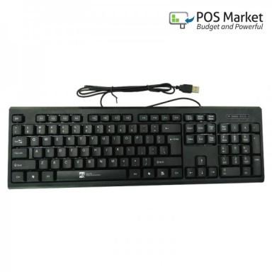 Wired USB Keyboard R8
