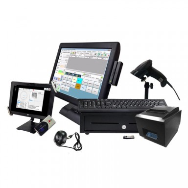 Retail POS System All In One + Attendance System