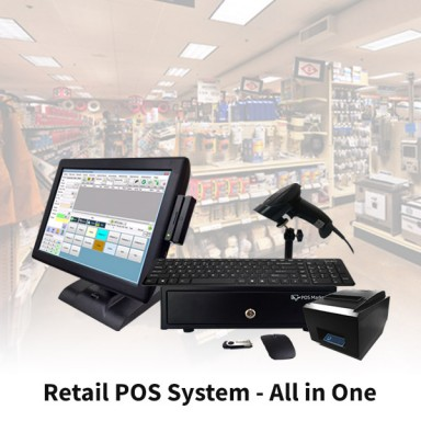 All in One Retail POS System