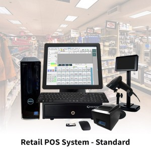 Standard Retail POS System