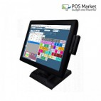 15 inch All in One Touch Screen POS Terminal i3