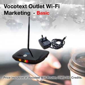Basic Outlet Wi-Fi Marketing