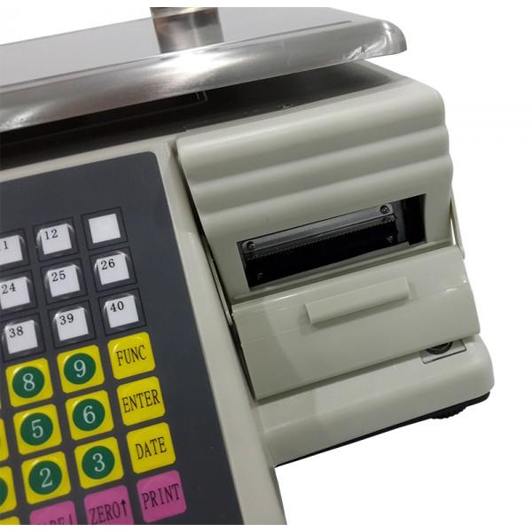 bar code label machine