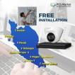 Wired 16 Channel CCTV Installation KL Selangor Melaka Negeri Sembilan JB Perak Penang Kedah POE Security Camera IP Camera Home and Business CCTV System Set 16 pcs IP Camera