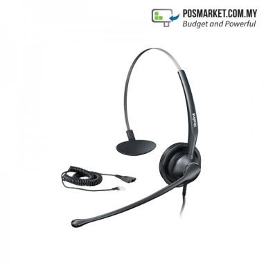 Yealink Headset YHS33 RJ9 Jack - Professional Call Center Headset